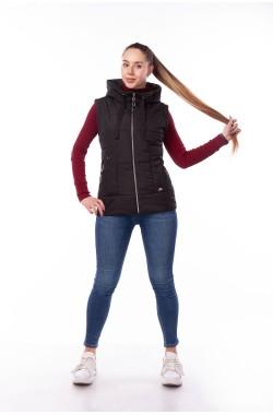 Куртка - жилетка весенняя Алиса