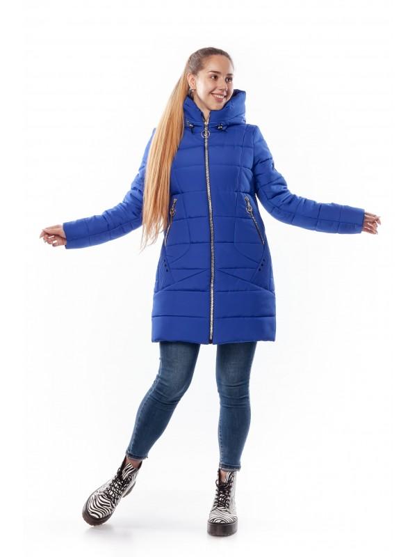 Зимняя женская куртка Марго сезон зима 2019 - 2020