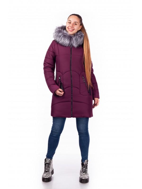 Зимняя женская куртка Джулия сезон зима 2019 - 2020