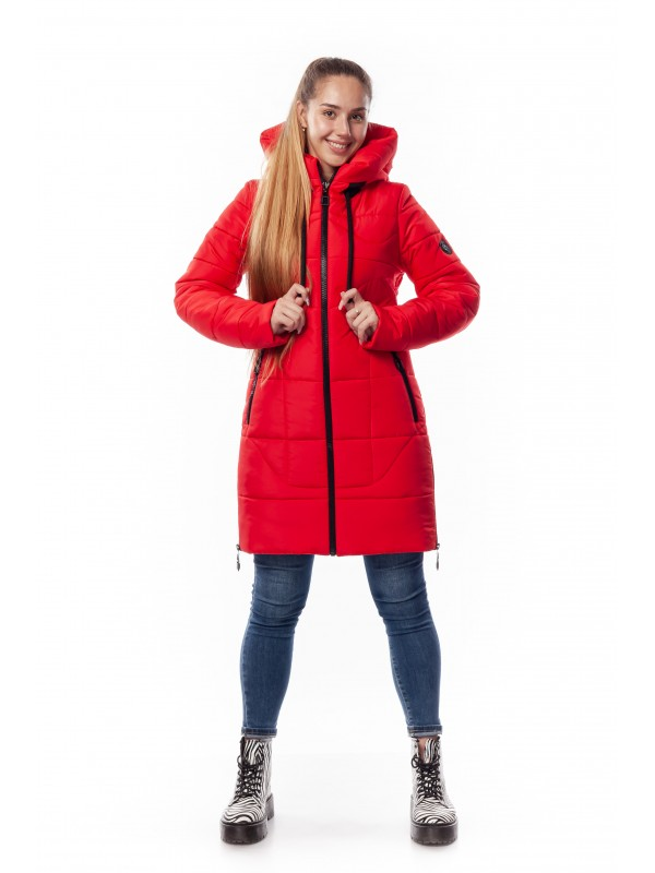 Зимняя женская куртка Сабина сезон зима 2019 - 2020