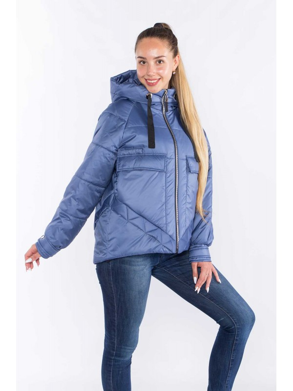 Куртка демисезонная Хлоя сезон зима 2021 - 2022
