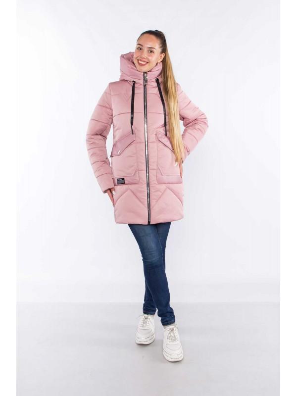 Куртка зимняя модель Камилла сезон зима 2021 - 2022