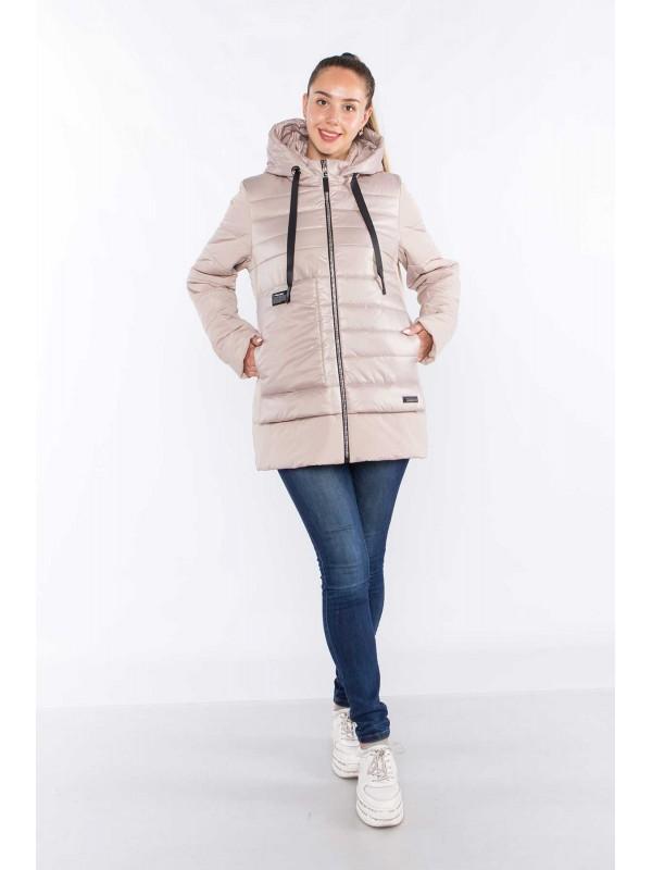 Куртка демисезонная модель Стефани сезон зима 2021 - 2022